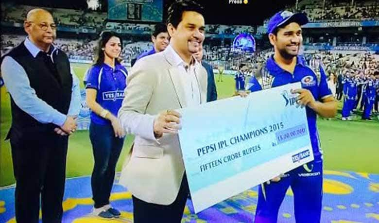 Eight man-of-the-match awardees in IPL finals