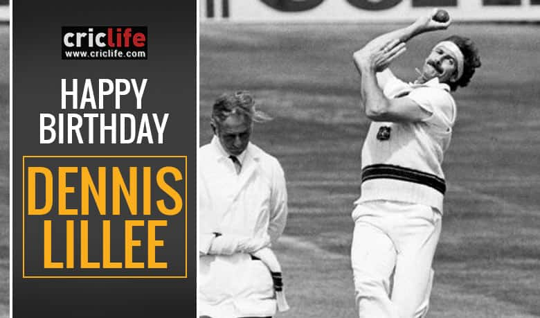 Dennis Lillee: 10 little-known anecdotes about the premier fast bowler