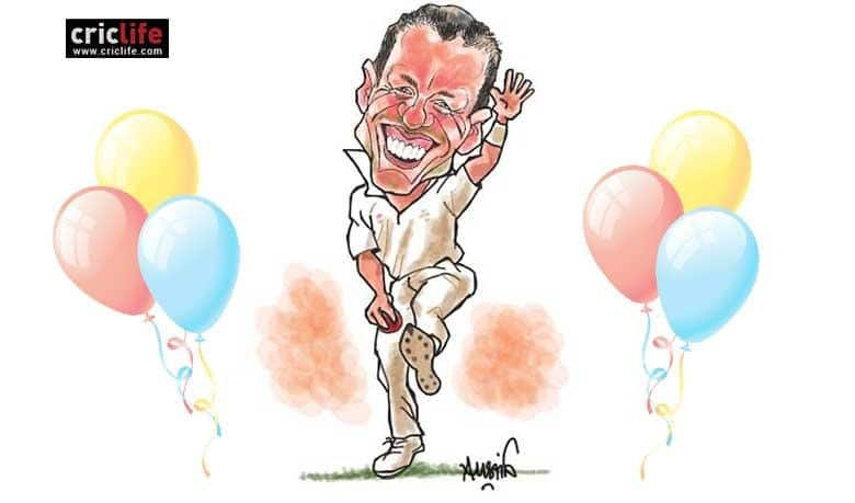 Why Peter Siddle's 26th birthday was extra special!