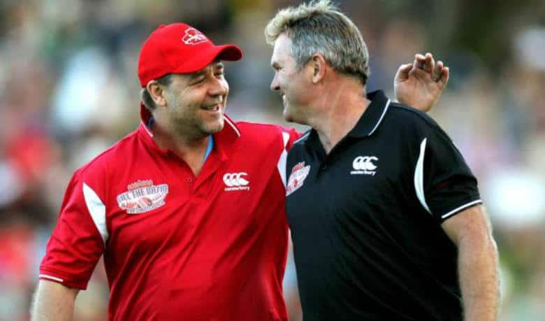 Martin Crowe's Hollywood connection