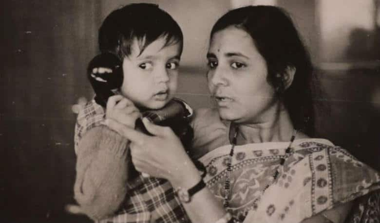 """Rahul Dravid shares pictures from childhood in his """"Mother's Scrapbook"""" video"""