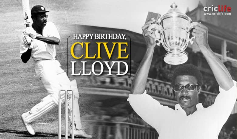 Clive Lloyd: 15 facts about the architect behind West Indies cricket's rise