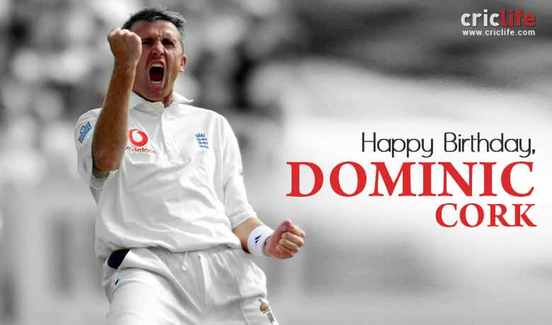 Dominic Cork: 10 interesting things to know about the English all-rounder