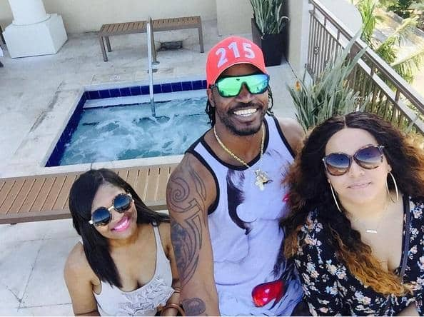 These beautiful nurses even changed Chris Gayle's underwear!