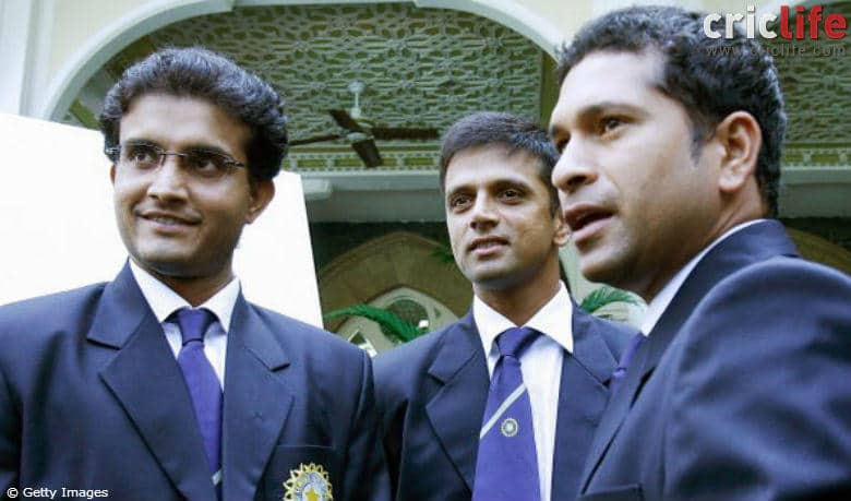 Sourav Ganguly, Rahul Dravid and Sachin Tendulkar: Return of the Gods!