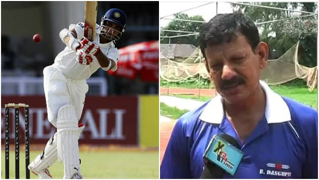 Sourav Ganguly (left) and Utpal Chatterjee stopped Bengal from abject humiliation. Photo Courtesy: Getty Images (Ganguly), Youtube Screengrab (Chatterjee)