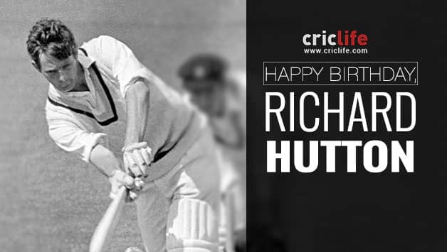 Richard Hutton: 12 facts about England all-rounder who couldn't escape shadow of his illustrious father