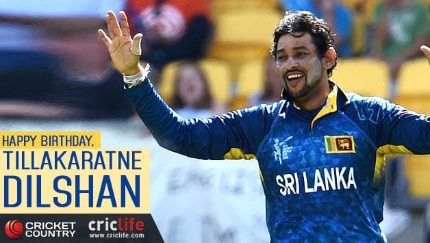 Tillakaratne Dilshan: 12 facts about the Sri Lankan all-rounder