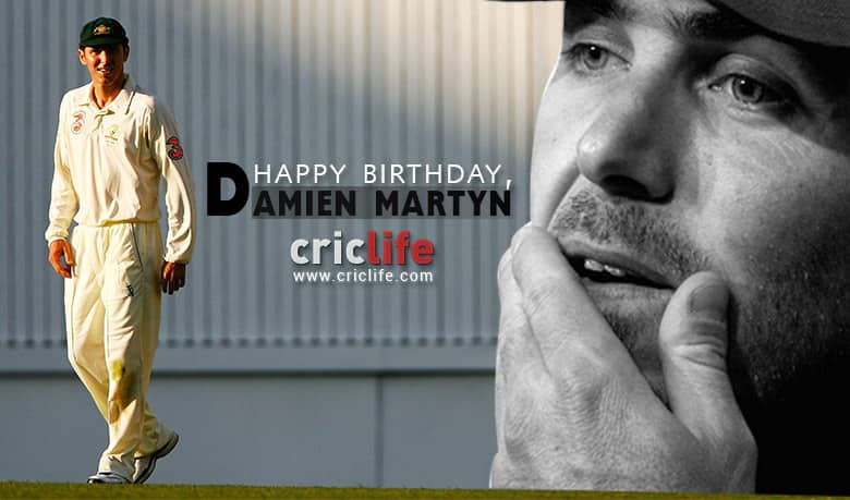 Damien Martyn: 19 things about the Australian craftsmen