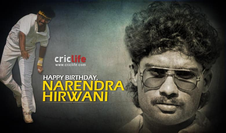 Narendra Hirwani: 17 facts about the Indian cricketer who got record 16 wickets on debut