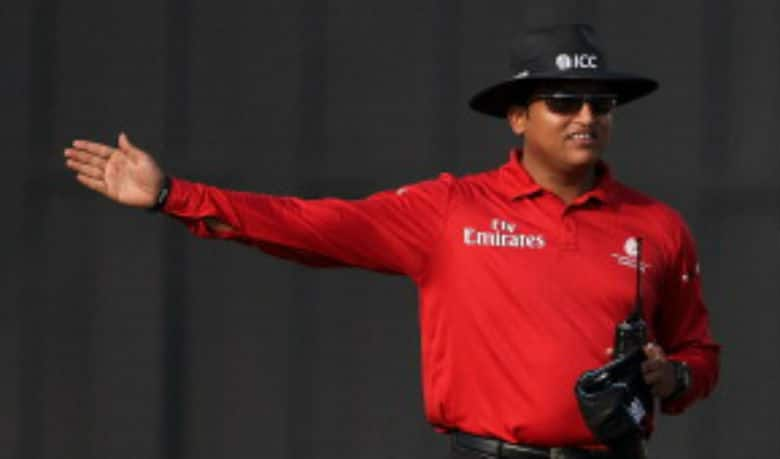Umpire Vineet Kulkarni gets trolled again on Twitter