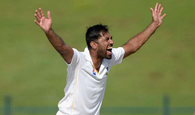 "Yasir Arafat: ""Wahab Riaz bowled his heart out in Abu Dhabi"""
