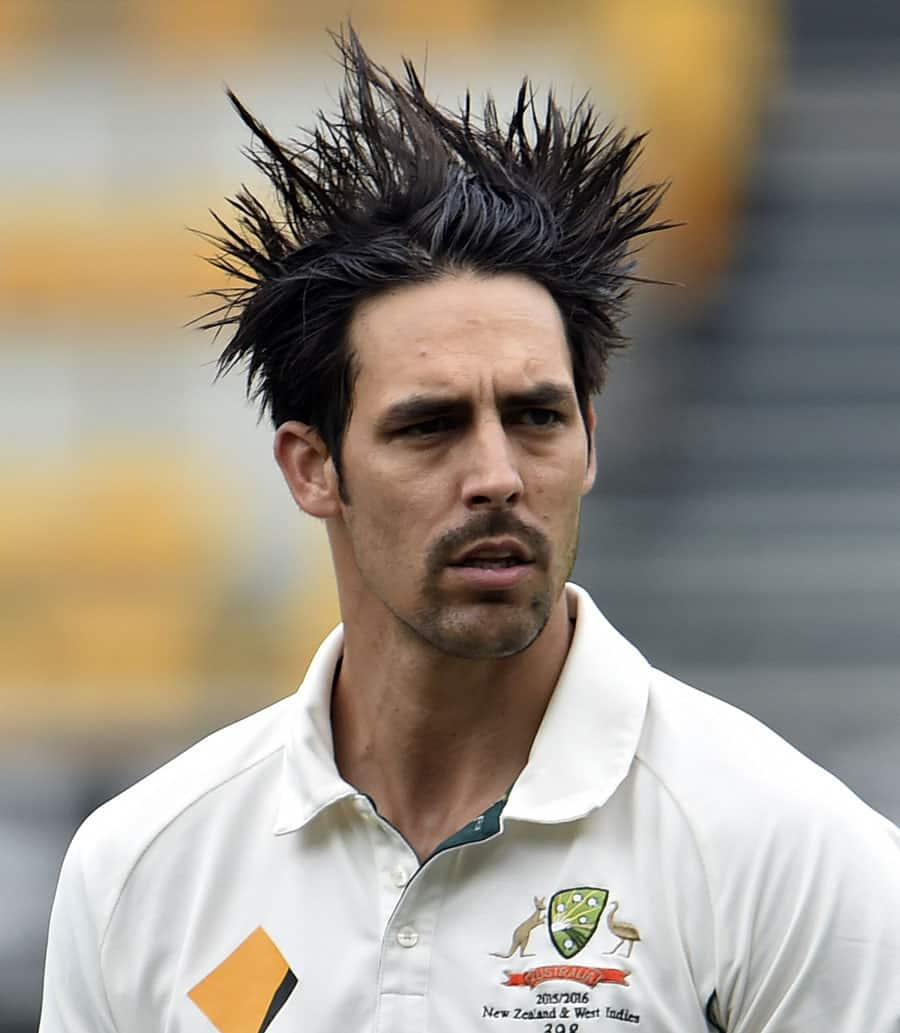 And You Thought Mitchell Johnson Can Only Bowl Those