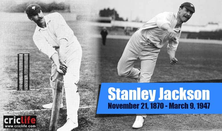 Stanley Jackson: 17 facts about one of England's finest cricketers ever