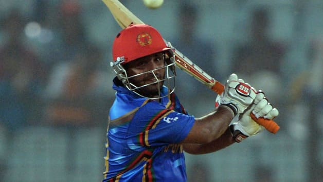 Mohammad Shahzad's career rose to new heights © Getty Images