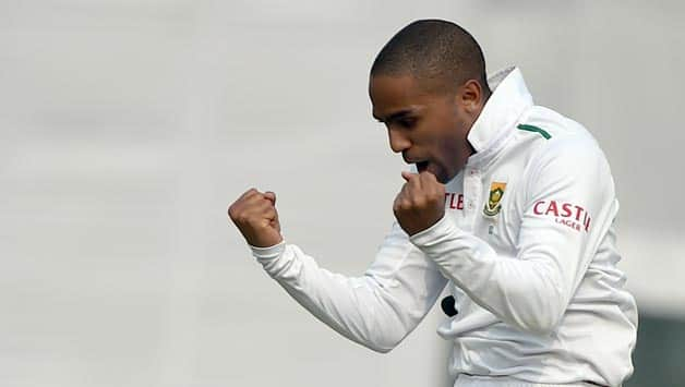 Dane Piedt South Africa A tour of India boosted Dane Piedts confidence