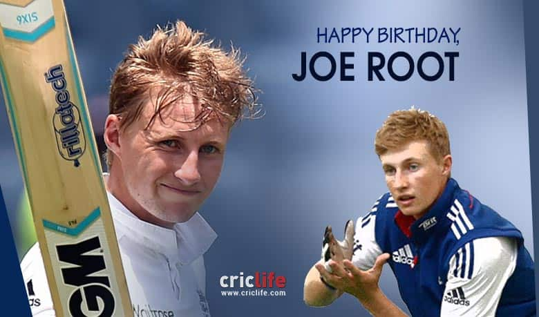 Joe Root: 10 facts about English cricket's young prodigy