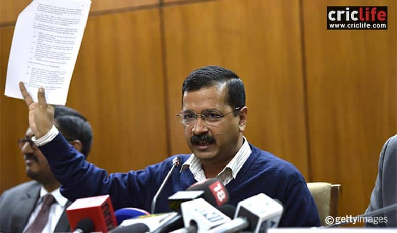 DDCA official demanded sex for selection, says Arvind Kejriwal
