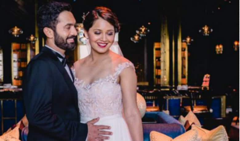 Murali Vijay Married Dinesh Karthik