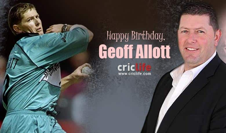 Geoff Allott: 10 interesting facts about the former New Zealand cricketer