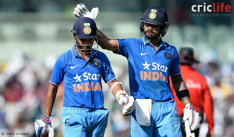 """Ajinkya Rahane is the most improved Indian cricketer"", says Virat Kohli"