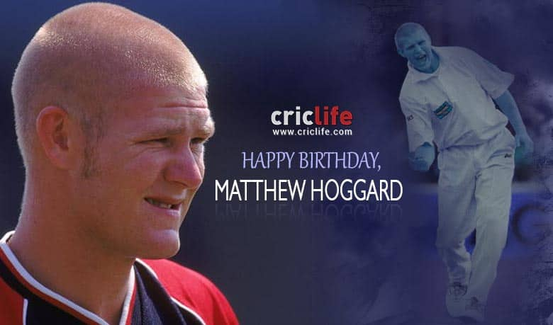 Matthew Hoggard: 9 must-know facts about the former England fast bowler