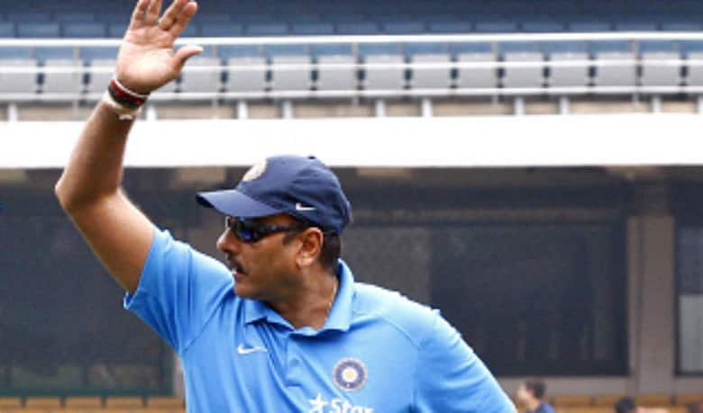 Faster than a tracer bullet! Ravi Shastri appointed brand ambassador of India's Bullet Train project