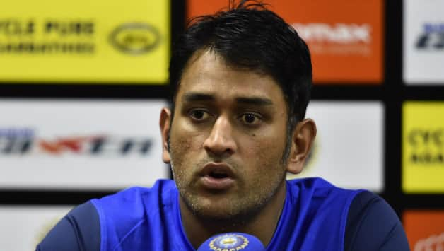 MS Dhoni previously led Chennai Supers Kings in all the 8 editions of IPL © IANS