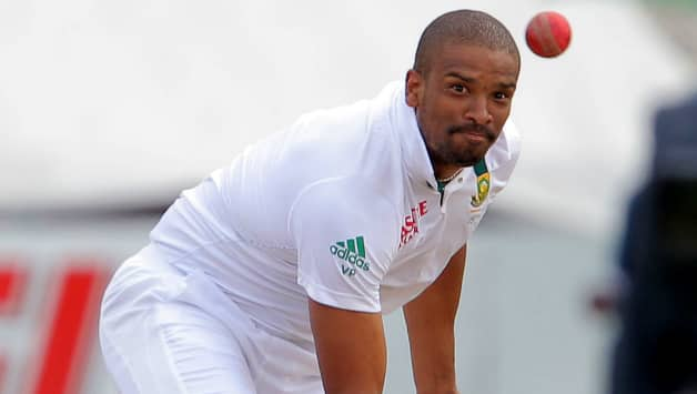 Vernon Philander to miss the first Test against Pakistan
