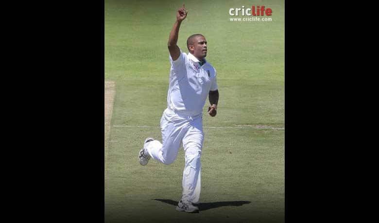 When Vernon Philander's dream-spell routed New Zealand