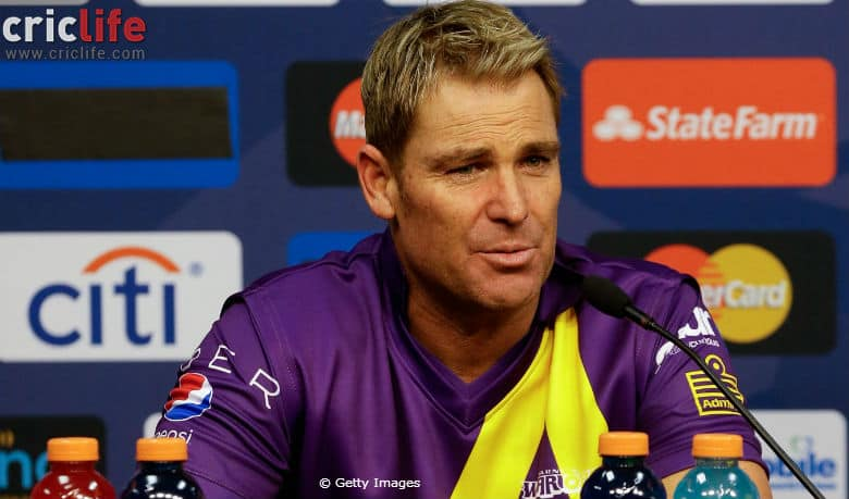 Shane Warne hints of major announcement related to Cricket All-Stars