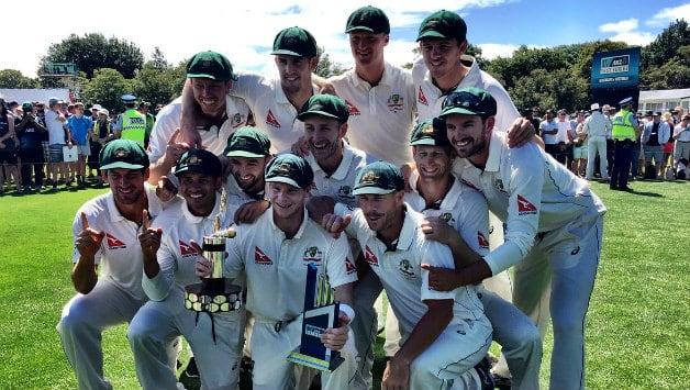 Photo Courtesy Cricket Australia Official Website