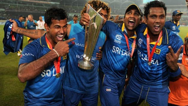 Sri Lanka are the defending champions for both Asia Cup and the ICC World T20 2016 © Getty Images