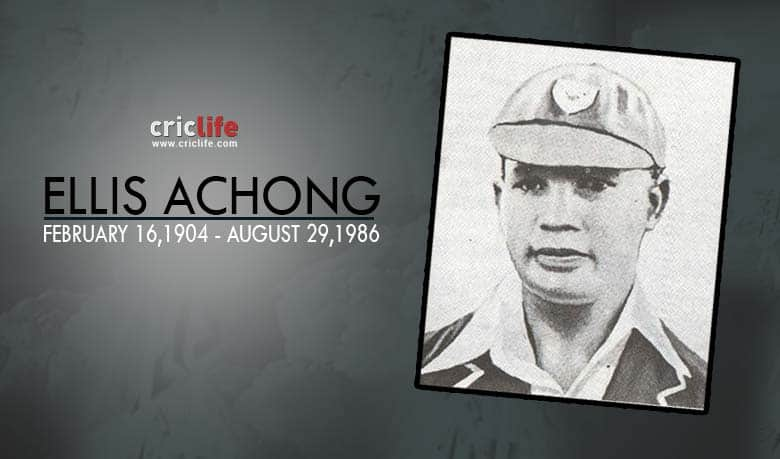 Ellis Achong: 9 facts about the Chinaman who became a part of cricket lexicon