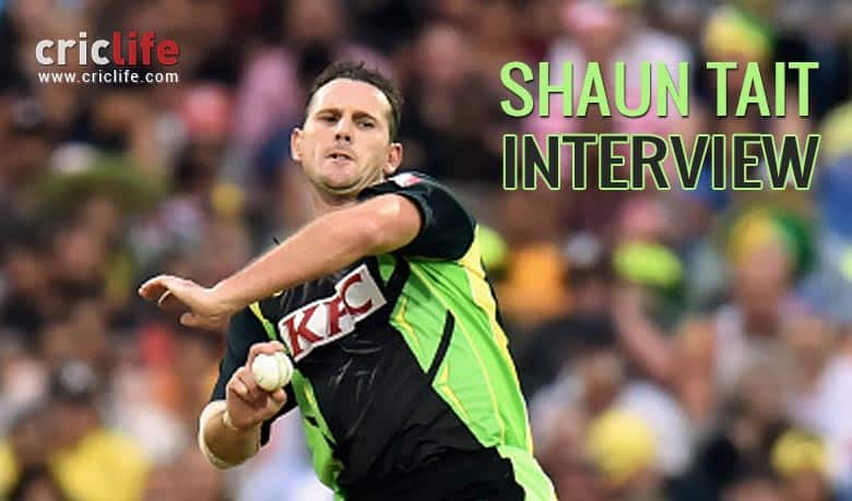 """Shaun Tait: """"PSL can get bigger and better each year"""""""