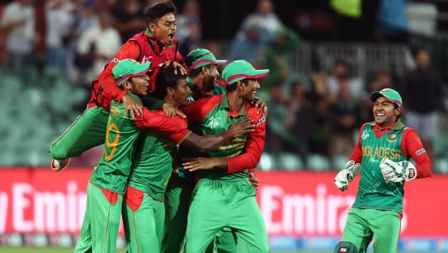 Watch India vs. Bangladesh at the ICC Cricket World Cup 2015 live for free  on your PC, smartphone, or tablet.