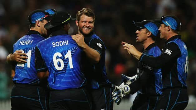 e2ead1bc818 New Zealand face India in the opening match of ICC World T20 2016 © Getty  Images
