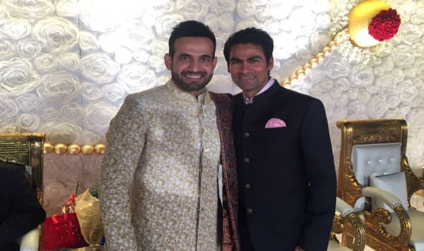 Moahmmad Kaif Was Not Informed About Irfan Pathan S Wedding Last Month Mohammad Twitter Handle
