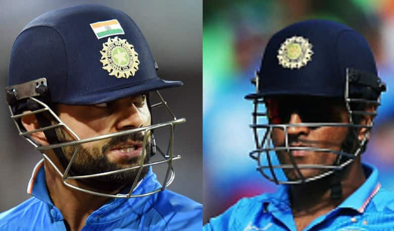 The tricolor-on-helmet issue resurfaces; Team India barring MS Dhoni may feel the heat