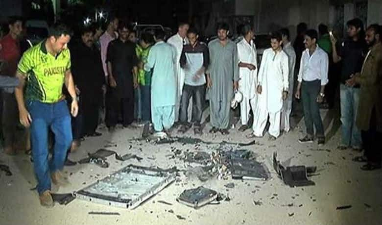 Pak engineer invents self-exploding TV that destroys itself whenever India beats Pakistan