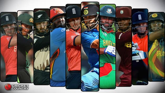 Icc world cup  best batsman list
