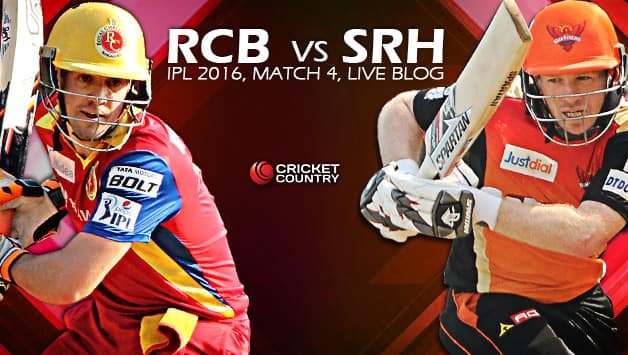 SRH 182/6 in 20 Overs | Live Cricket Score Royal ...