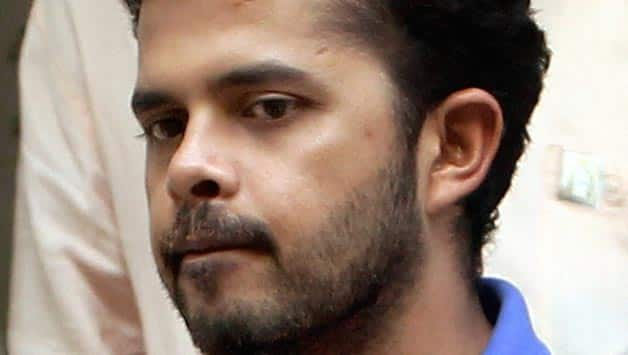 The BJP candidate, Sreesanth, is contesting elections in Kerela © PTI