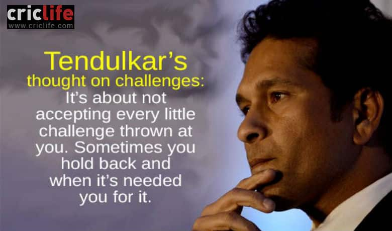 Happy Birthday Virat Quotes ~ Sachin tendulkar: 16 motivational quotes by the legend for every