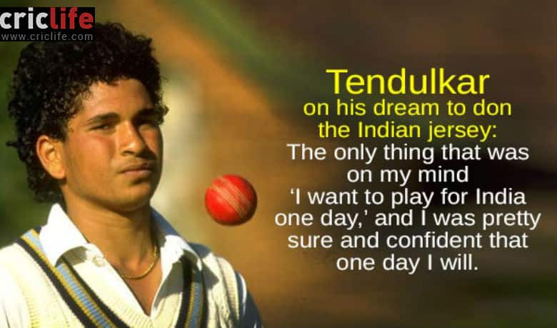 Sachin Tendulkar 16 Motivational Quotes By The Legend For Every