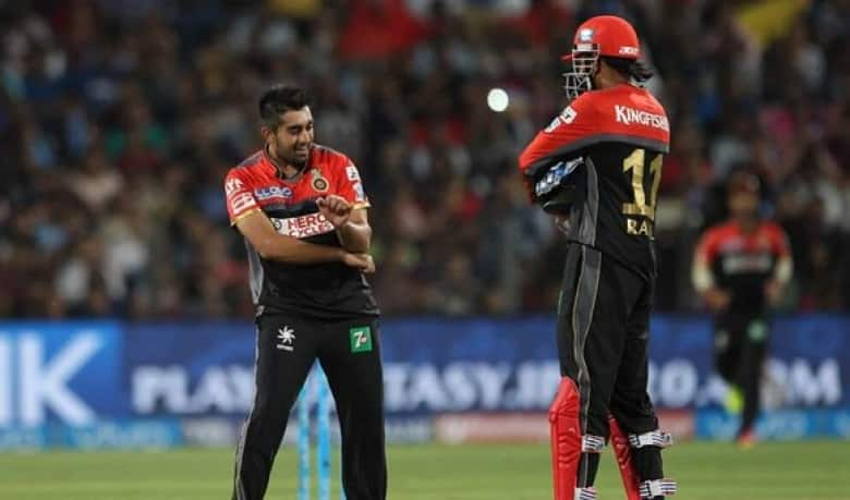 KL Rahul was the first person to join Tabraiz Shamsi in his 'BUS DRIVER' celebration in IPL. Image courtesy: Twitter