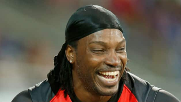 Somerset to speak to Chris Gayle over 'big bat' comments