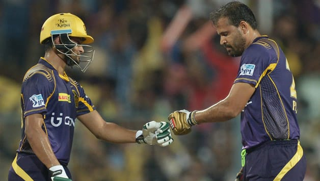 Image result for Yusuf Pathan and Shakib Al Hasan