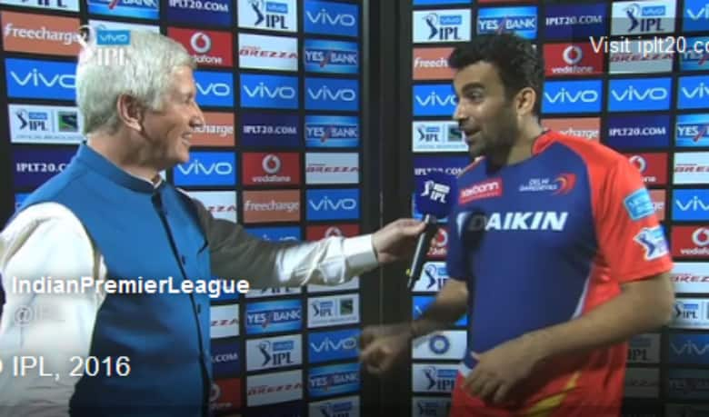 Video: Zaheer Khan, Chris Morris and the mystery behind 'Porcupine'