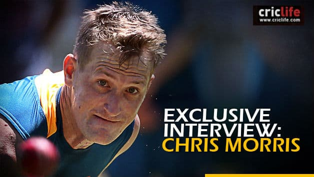 Chris Morris: Zaheer Khan thinks out of the box completely